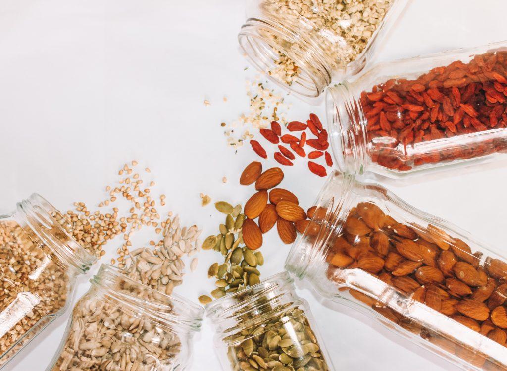 Koolhydraatarm dieet ingrediënten